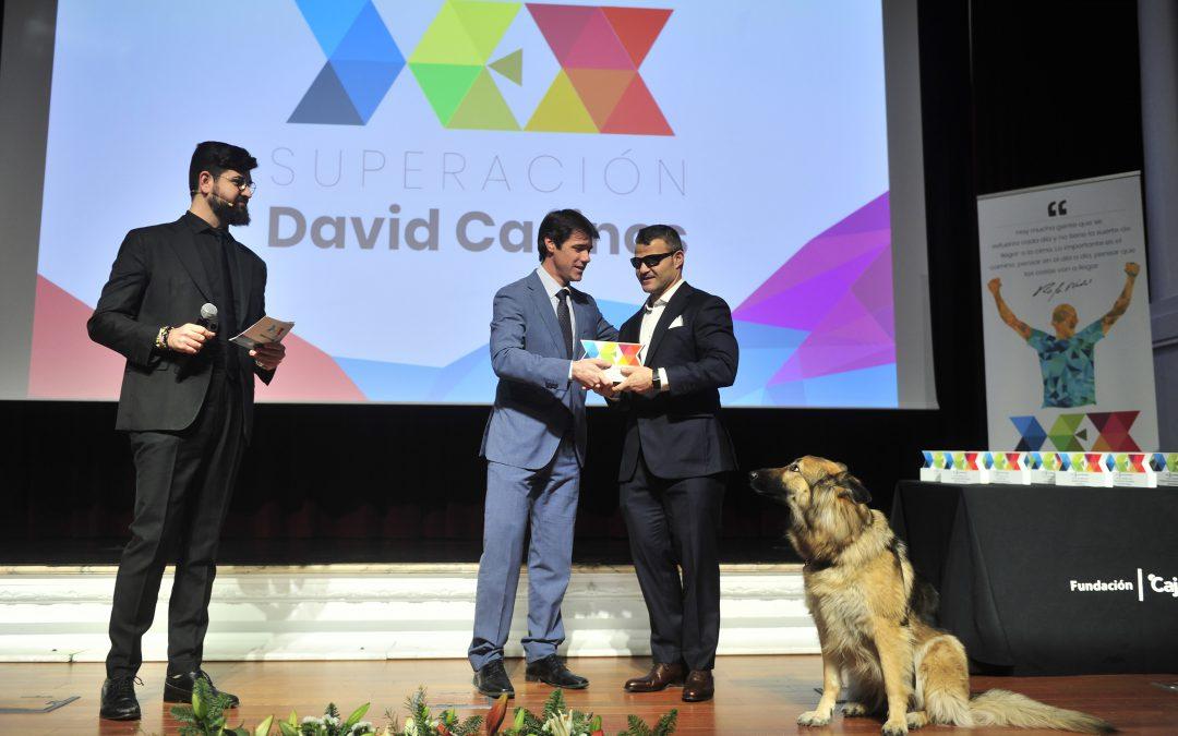 """David Casinos, encantado de """"vivir esta pasión con ElDesmarque"""""""