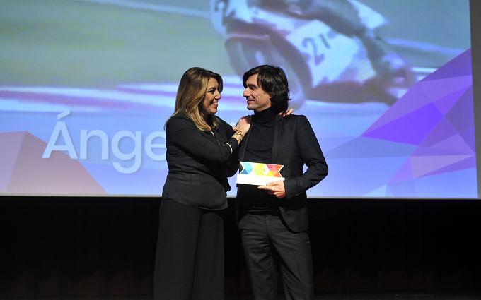 'Gelete' agradece a ElDesmarque el reconocimiento póstumo a Ángel Nieto