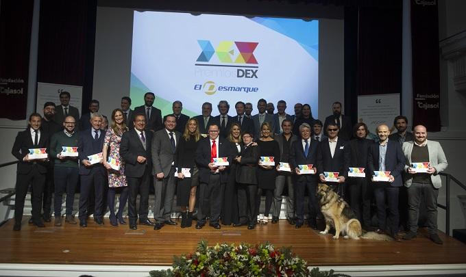 Los Premios DEX 2017, un día histórico para ElDesmarque y el deporte español