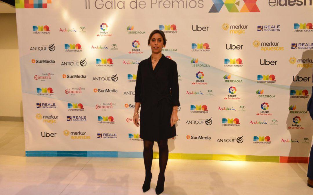 """Claudia Blasi, de la Fundación Rafa Nadal: """"Gracias por ofrecernos esta oportunidad"""""""