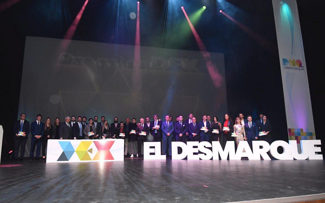 Los valores del deporte mundial, ensalzados en los Premios DEX 2018