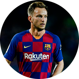 Ivan Rakitic – Valores