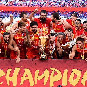 Selección Española Masculina de Baloncesto – Excelencia