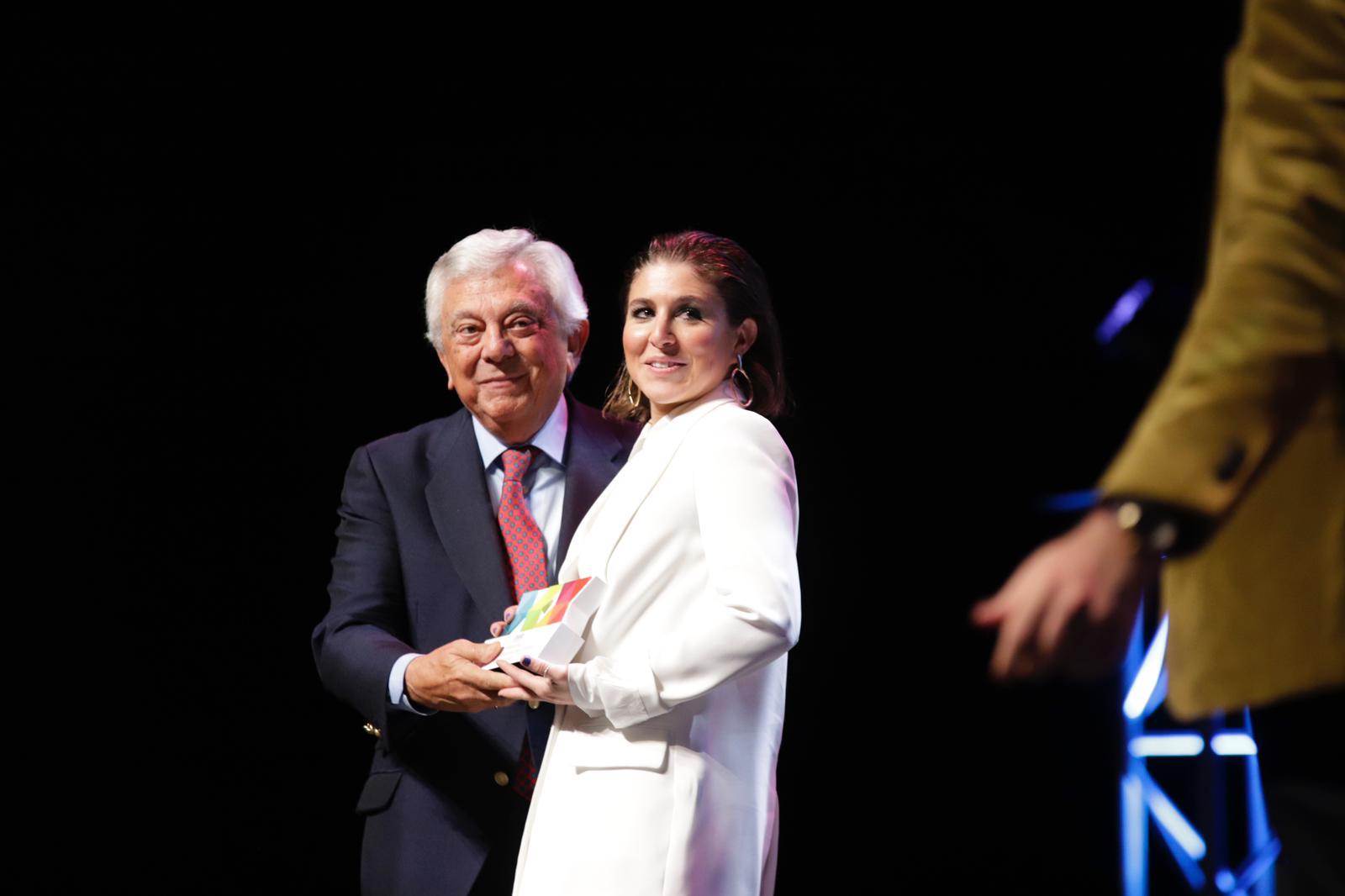 Francisco Herrero y Carmen Ballesteros