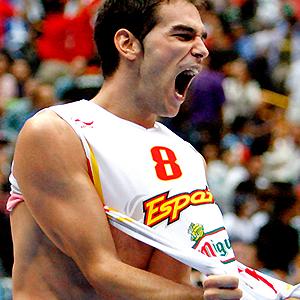 José Manuel Calderón – Experiencia